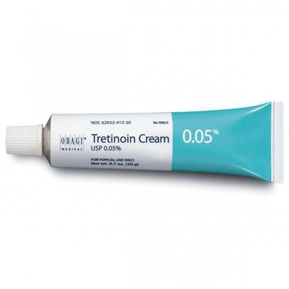 Крем с третиноином 0,05% / Tretinoin Cream 0,05% OBAGI [Годен до 01.12.2021]