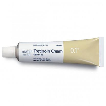 Крем с третиноином 0,1% / Tretinoin Cream 0,1% OBAGI [Годен до 01.12.2021]