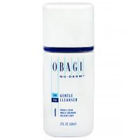 Пробник  Мягкое очищающее средство / Obagi Nu-Derm Gentle Cleanser (60 ml)